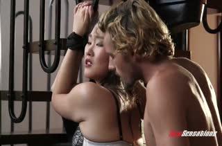 Сексуальные азиатки мастерски трахаются и стонут №105 1