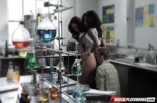 Классное порно видео девушек с большими сиськами №4456