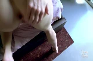 Классную мамашу с большими сиськами натянули на кукан №2718 3
