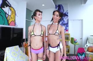 Скачать жесткое порно видео с красавицами №1692 1